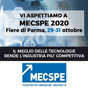 MECSPE Parma Exhibition Fair October 29-31, 2020
